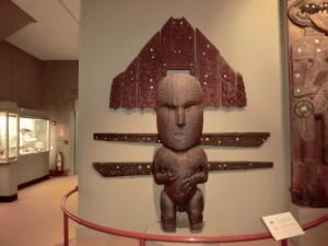 マオリ彫刻